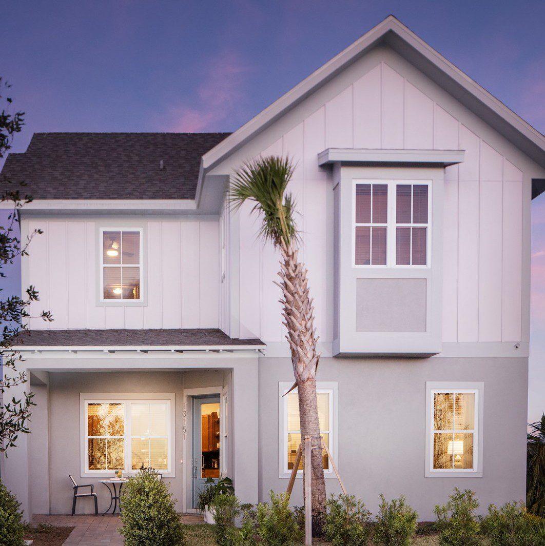Laureate Park - Craft Homes - Hatter Model