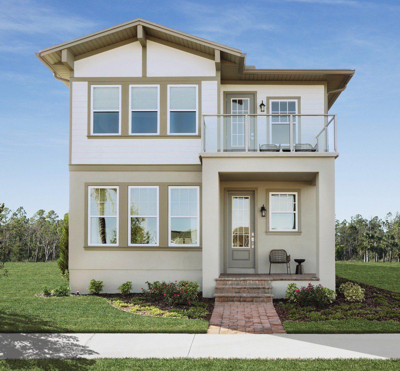 Ashton Woods Homes - Chambord Model Home