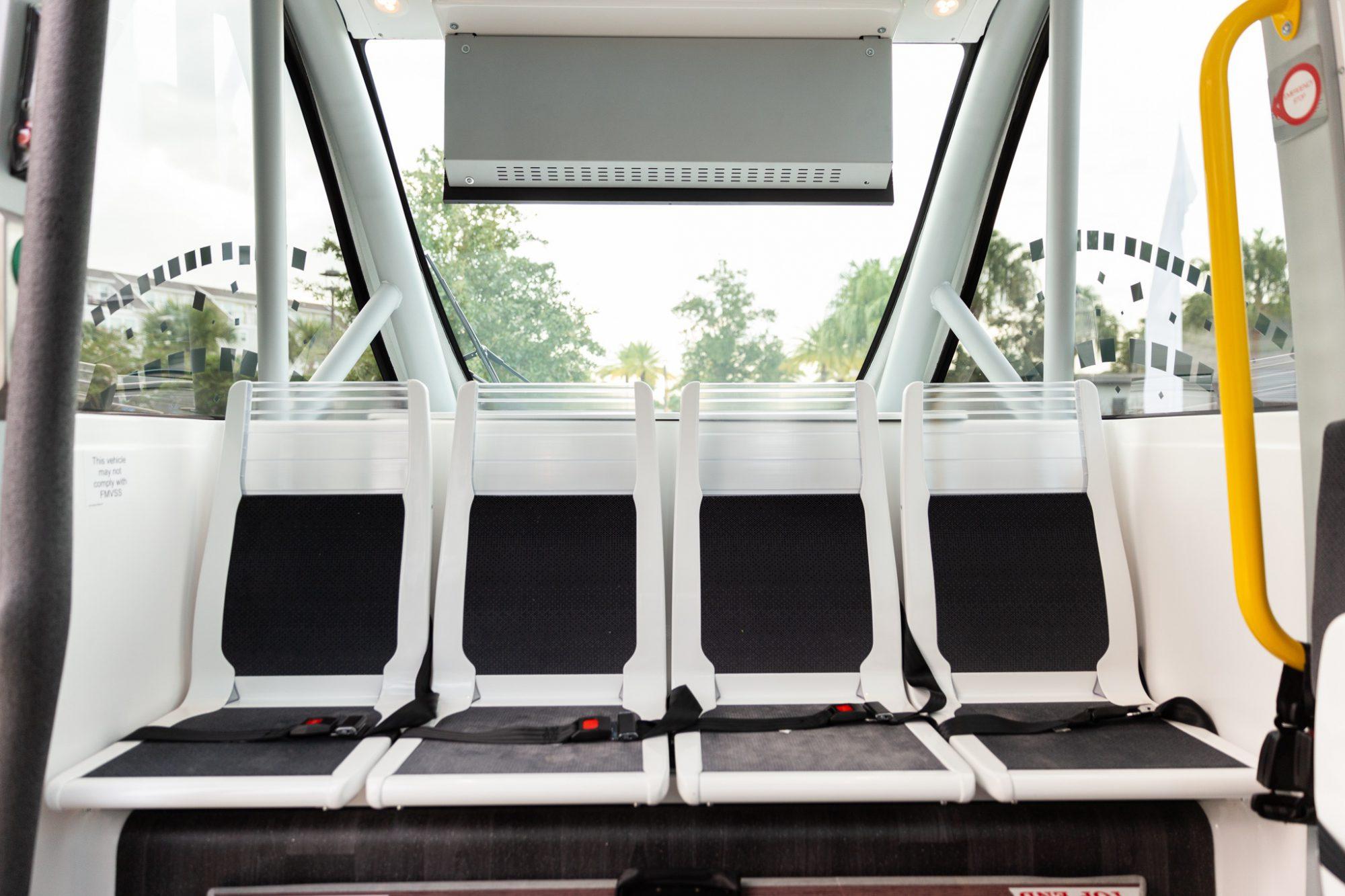 Autonomous Vehicles: Move Nona 4