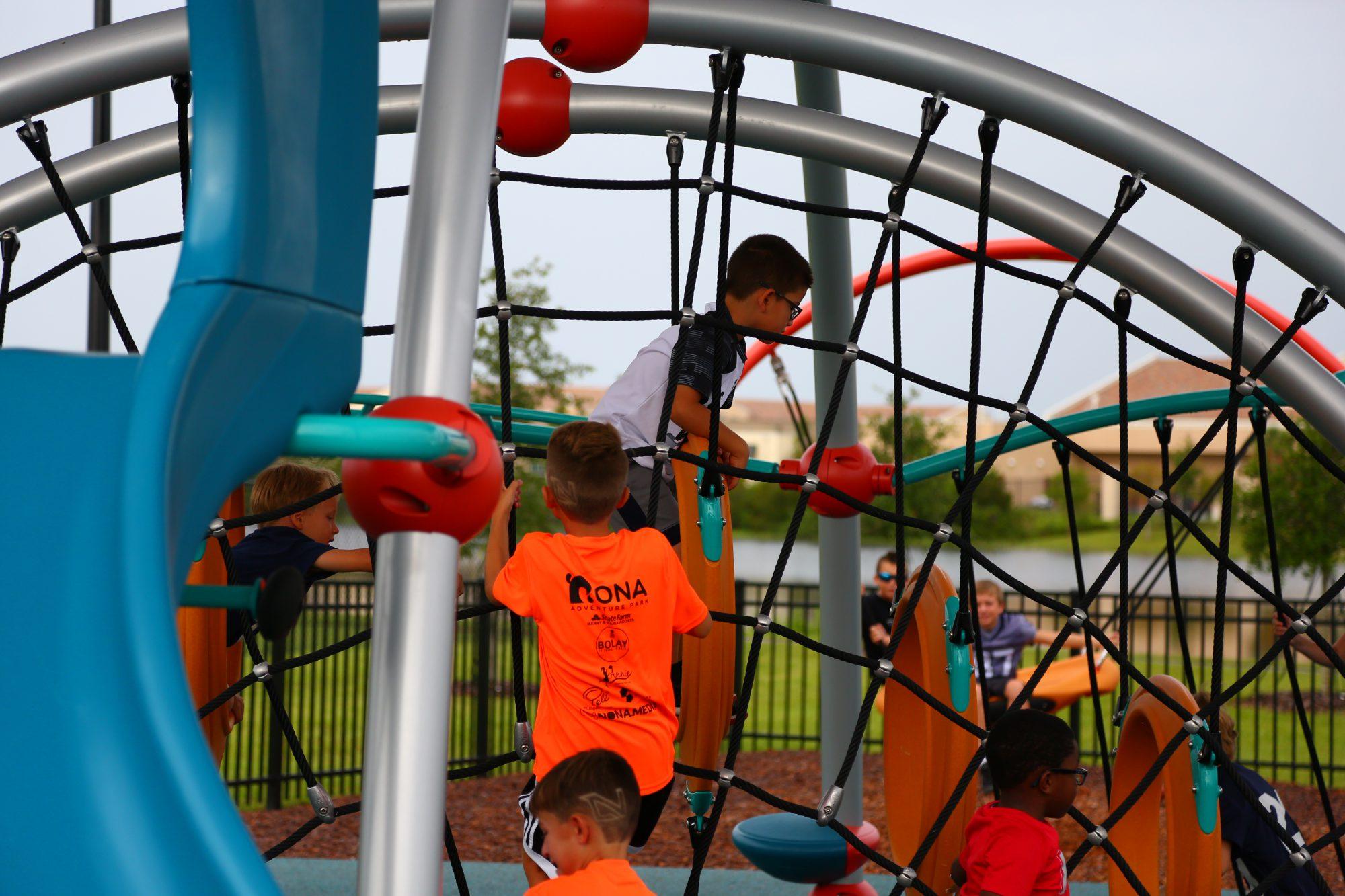 Heroes Community Park 3