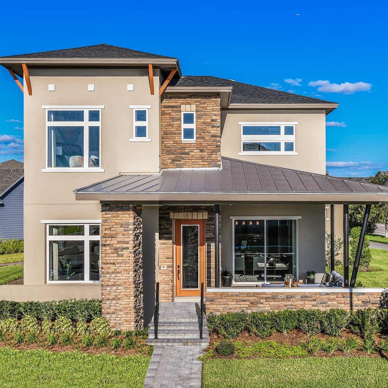David Weekley Homes - New Reef Model Home