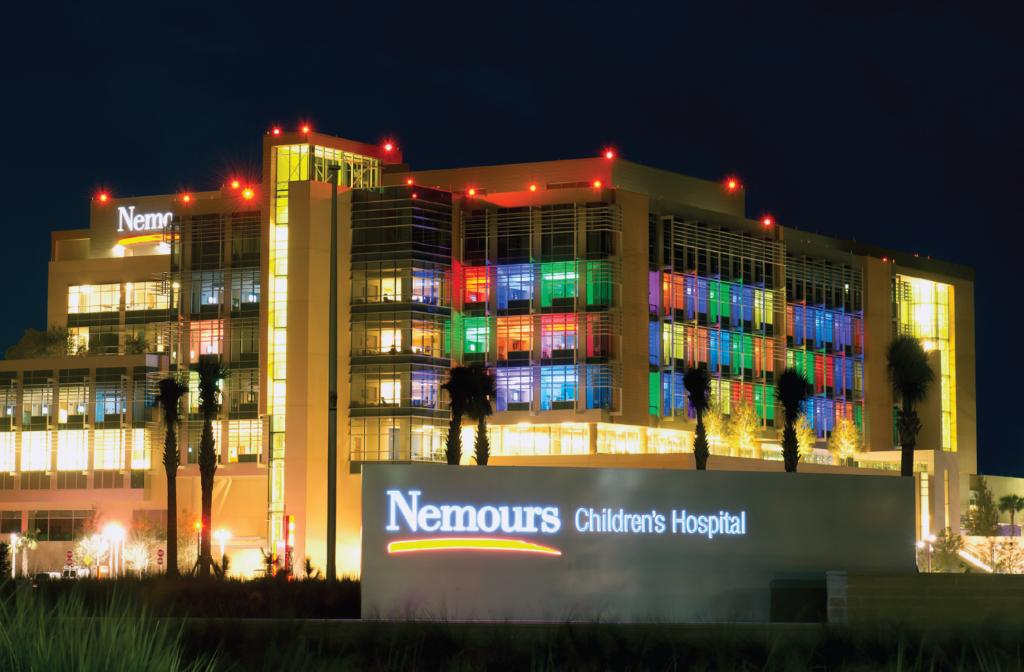 Nemours Children's Hospital 3
