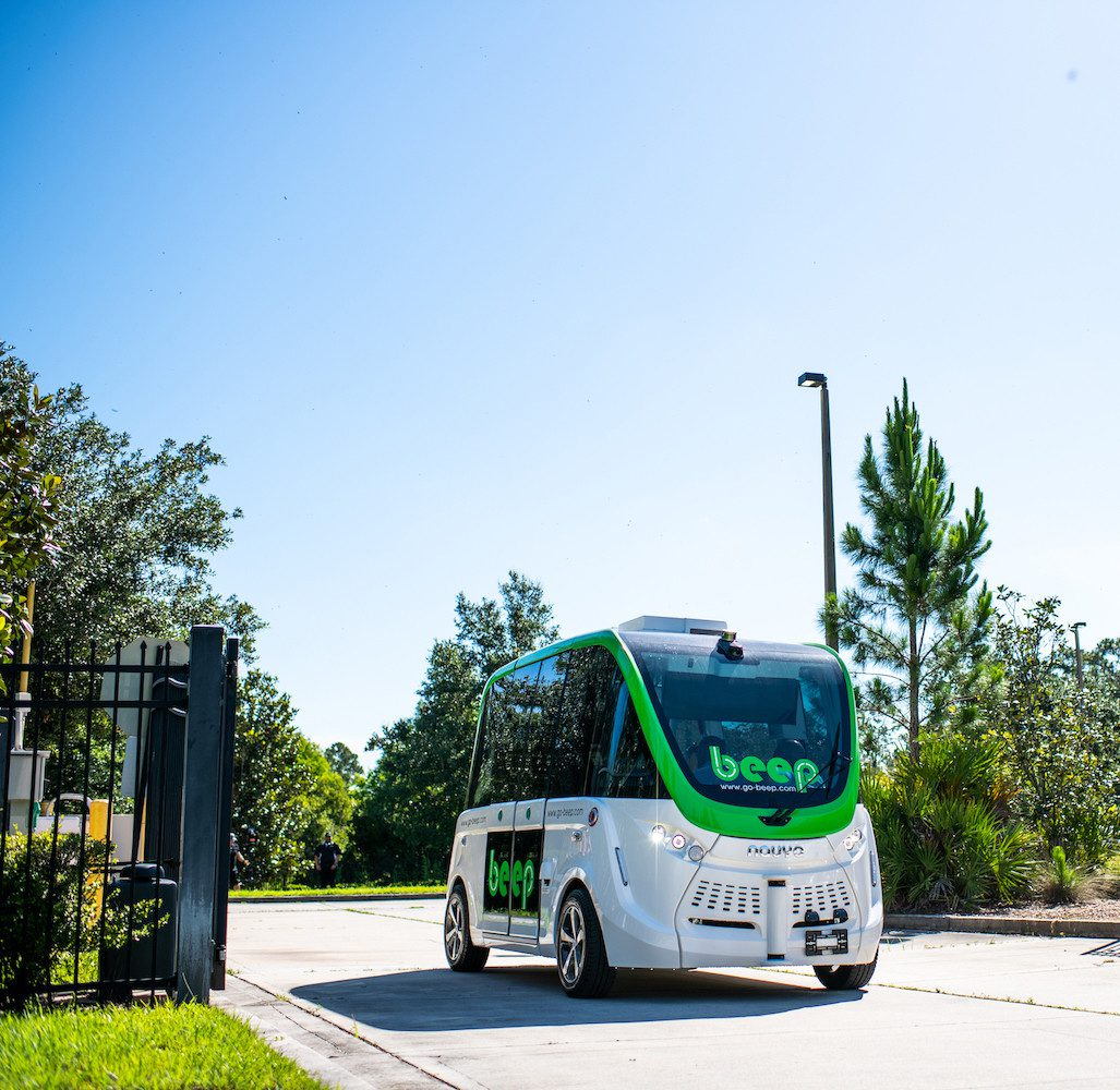 5 Things You Need to Know about Autonomous Shuttles 1