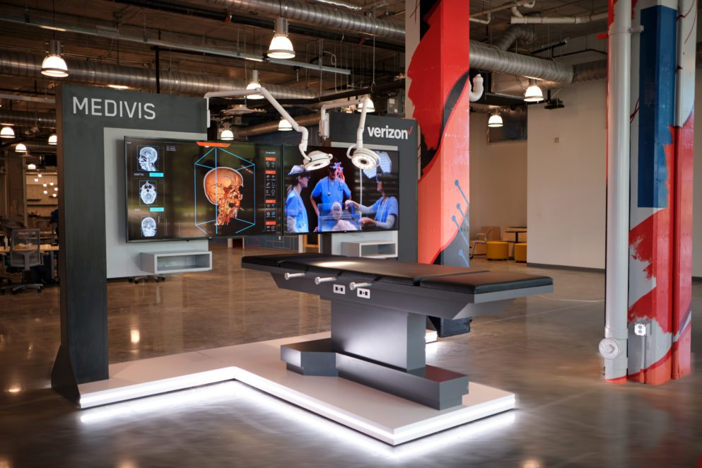 Verizon 5G Innovation Hub 1
