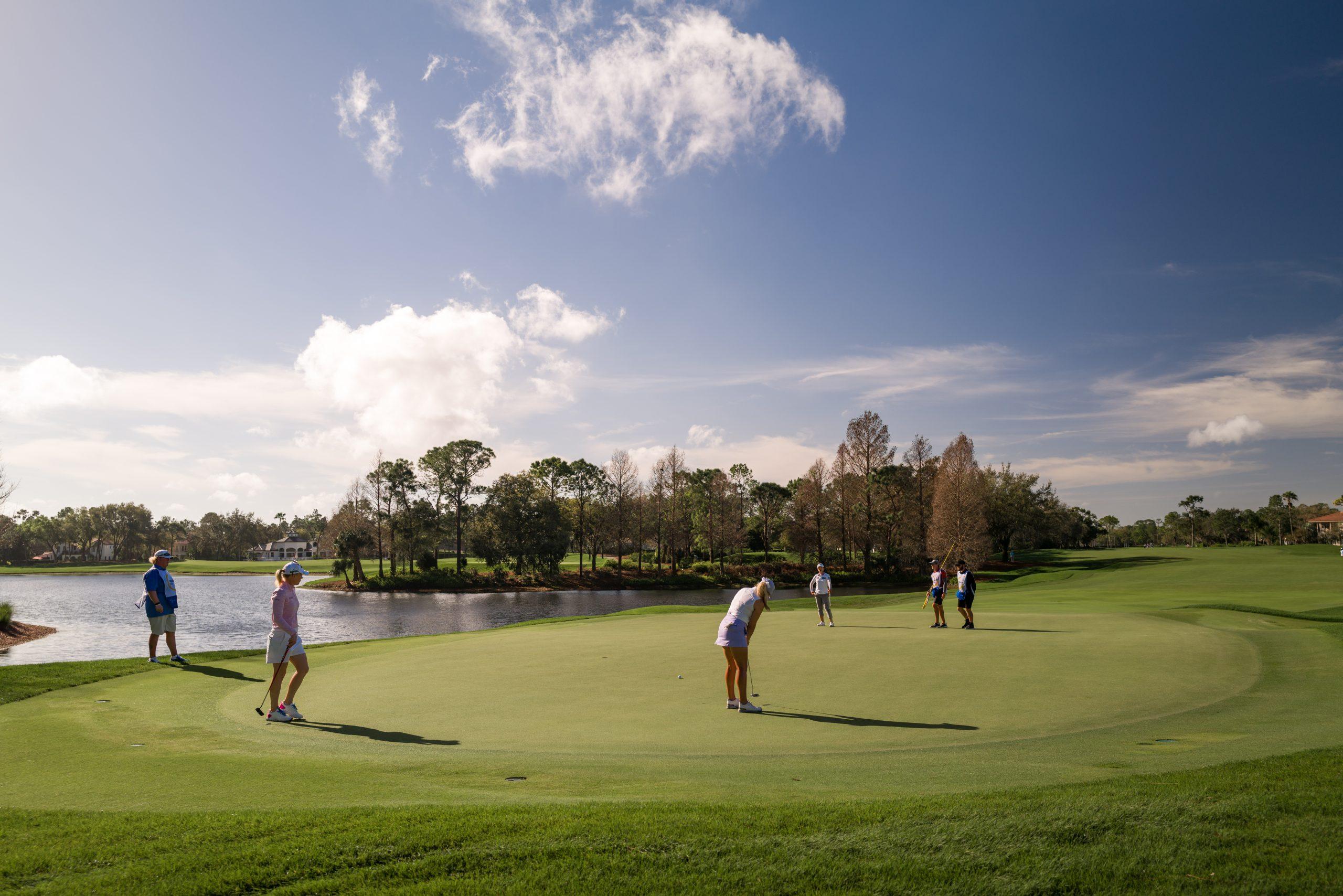 Local ladies dominate LPGA Tour 5
