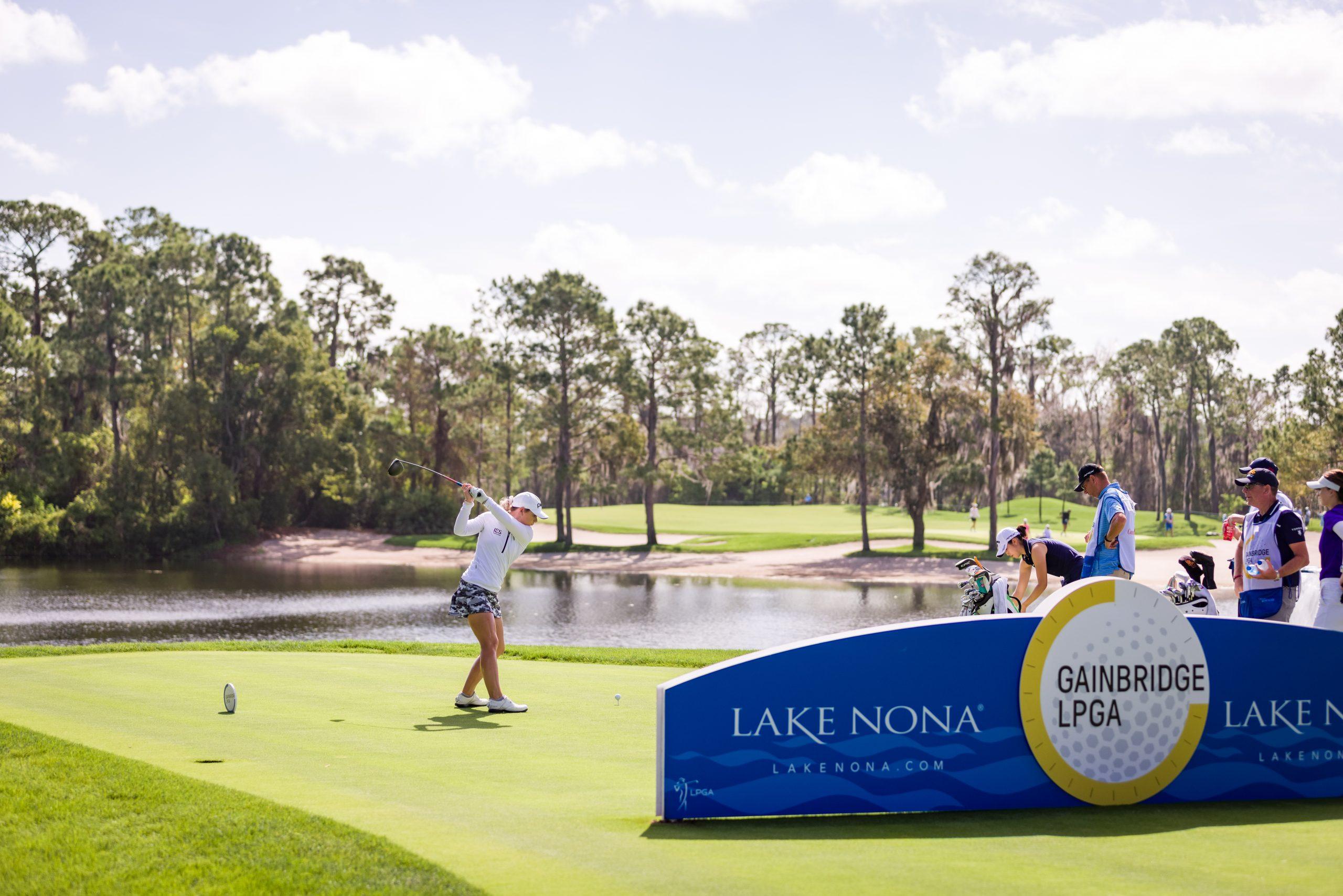 Local ladies dominate LPGA Tour 2
