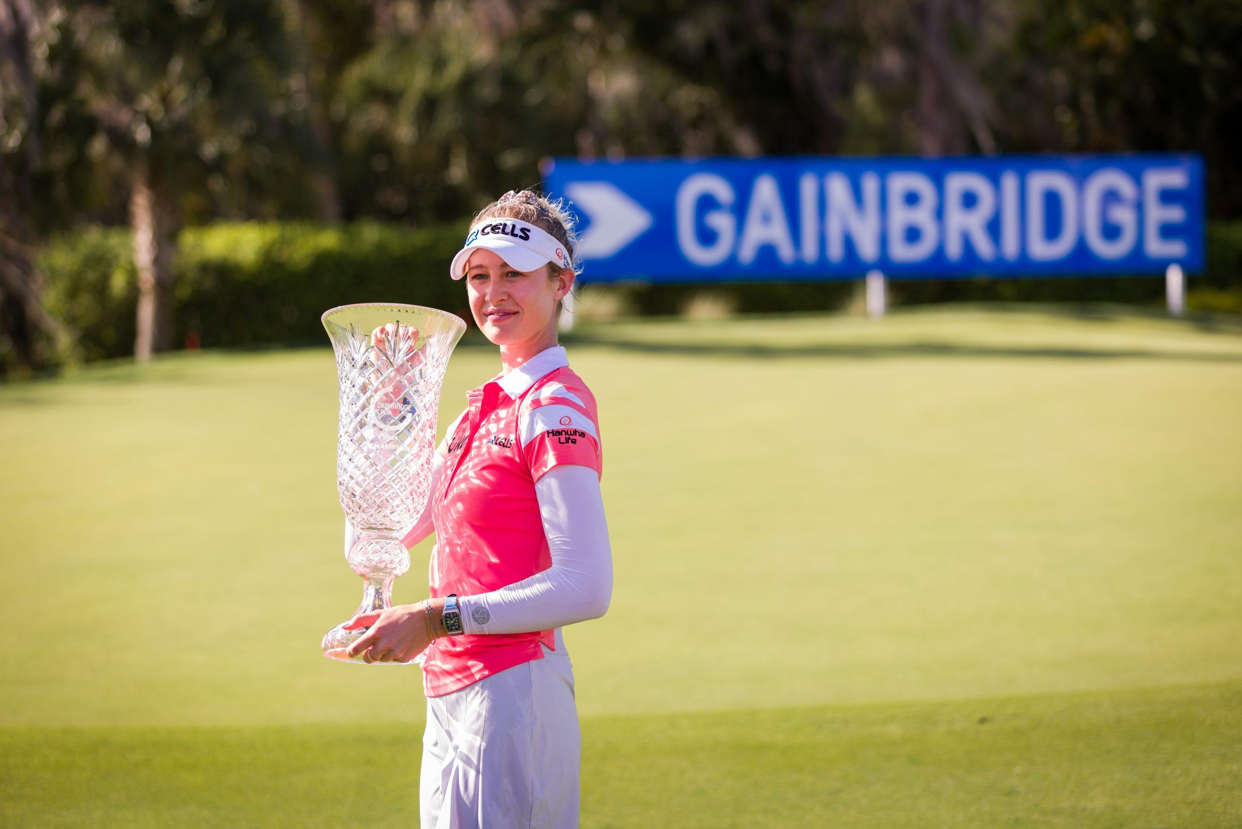 Local ladies dominate LPGA Tour 4