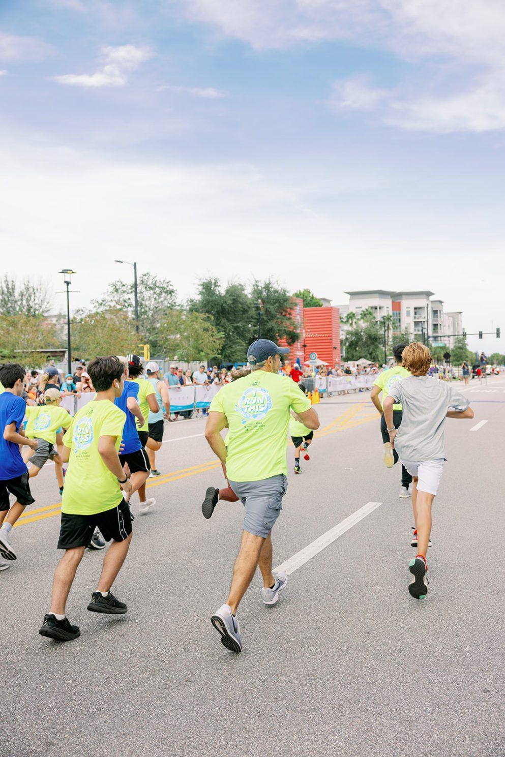 Run Nona 5K and Nemours Kids' Run 2