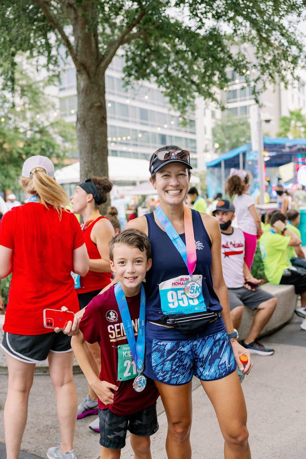 Run Nona 5K and Nemours Kids' Run 9